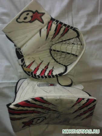 Brians H Series Int. Goalie Glove